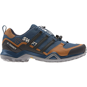 adidas TERREX Swift R2 Hiking Shoes Lightweight Men, legend marine/core black/tech copper